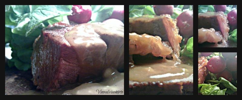 arrosto balsamico