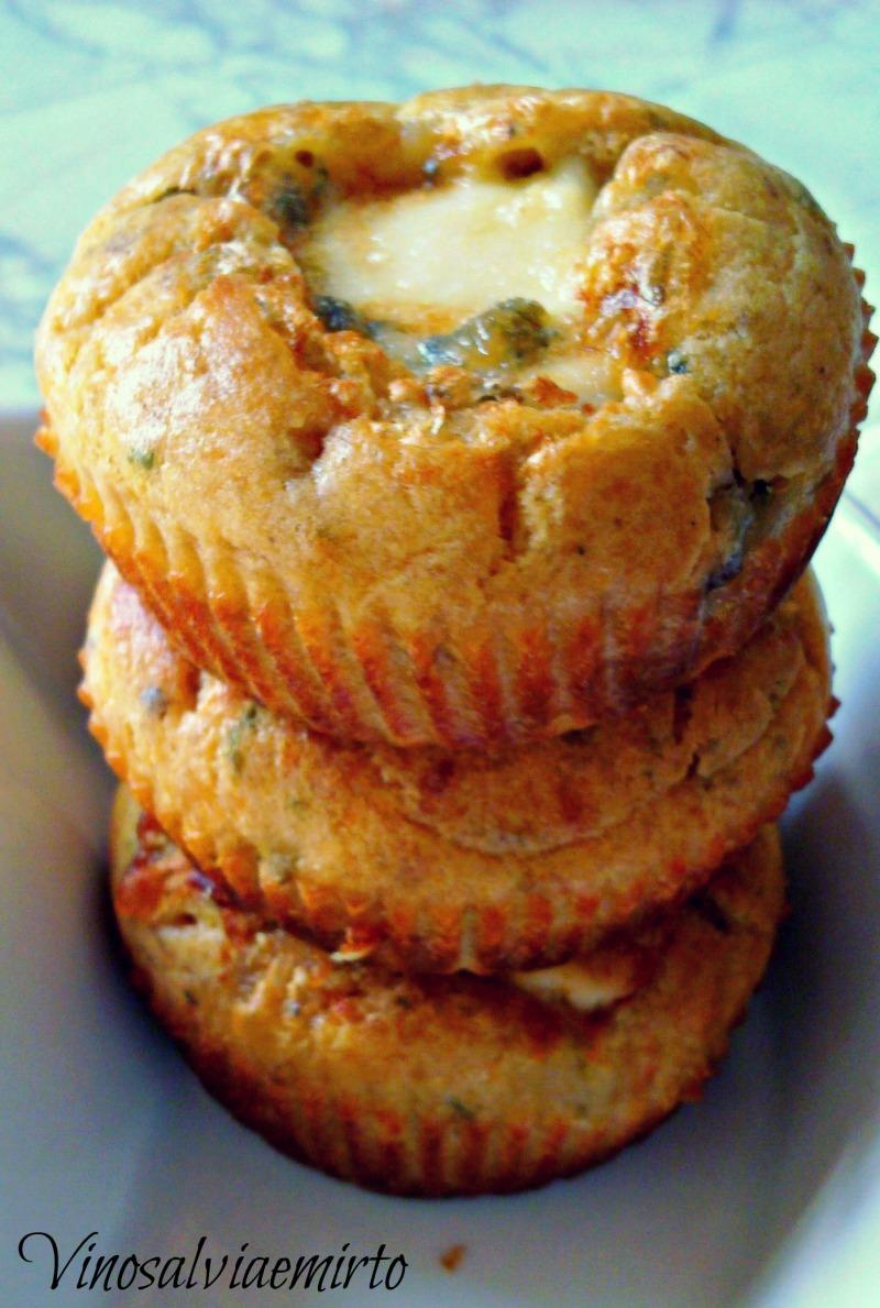 muffin melanza gorgo
