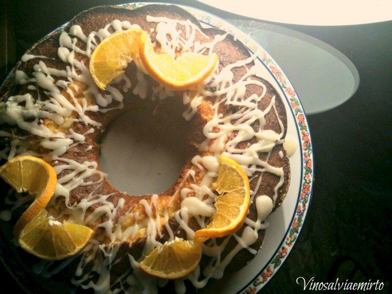 torta di mandole arancia e yogurt ok